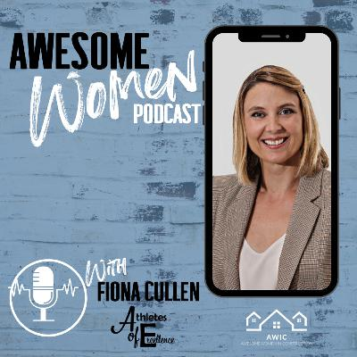 Fiona Cullen – Marketing Manager, Athlete, Speaker, Radio Personality & Advocate for the education of women.