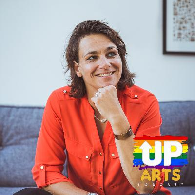 Up The Arts: Stuck Indoors - Lucy Fry on her memoir about LGBQT+ polyamory, and isolation must-reads!