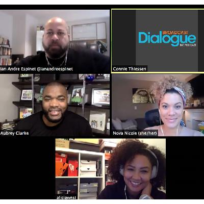 Keeping the Black Voice on Canadian Radio with Aubrey Clarke, Nova Nicole, Ian Andre Espinet and Alicia West