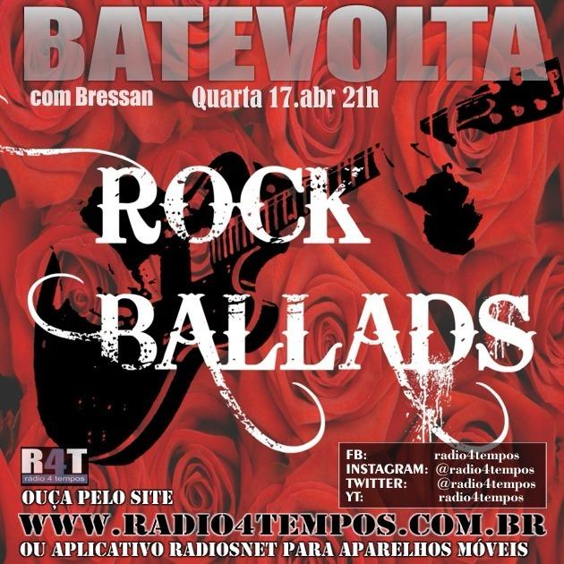 Rádio 4 Tempos - BateVolta 176:Rádio 4 Tempos