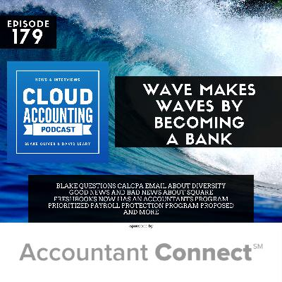 Wave Makes Waves by Becoming a Bank