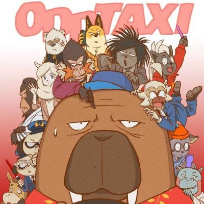 Why you should watch Odd Taxi in LESS THAN 10 MINUTES!