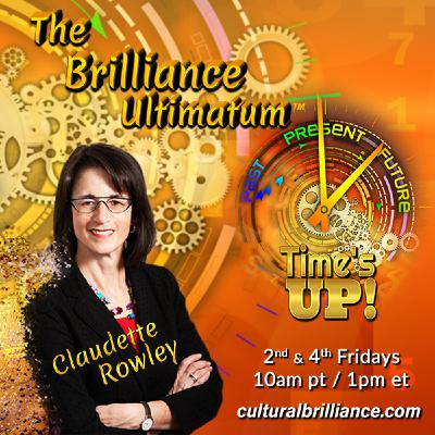 Encore: Leading during the age of COVID, climate change, and human potential with Special Guest Claudette Rowley