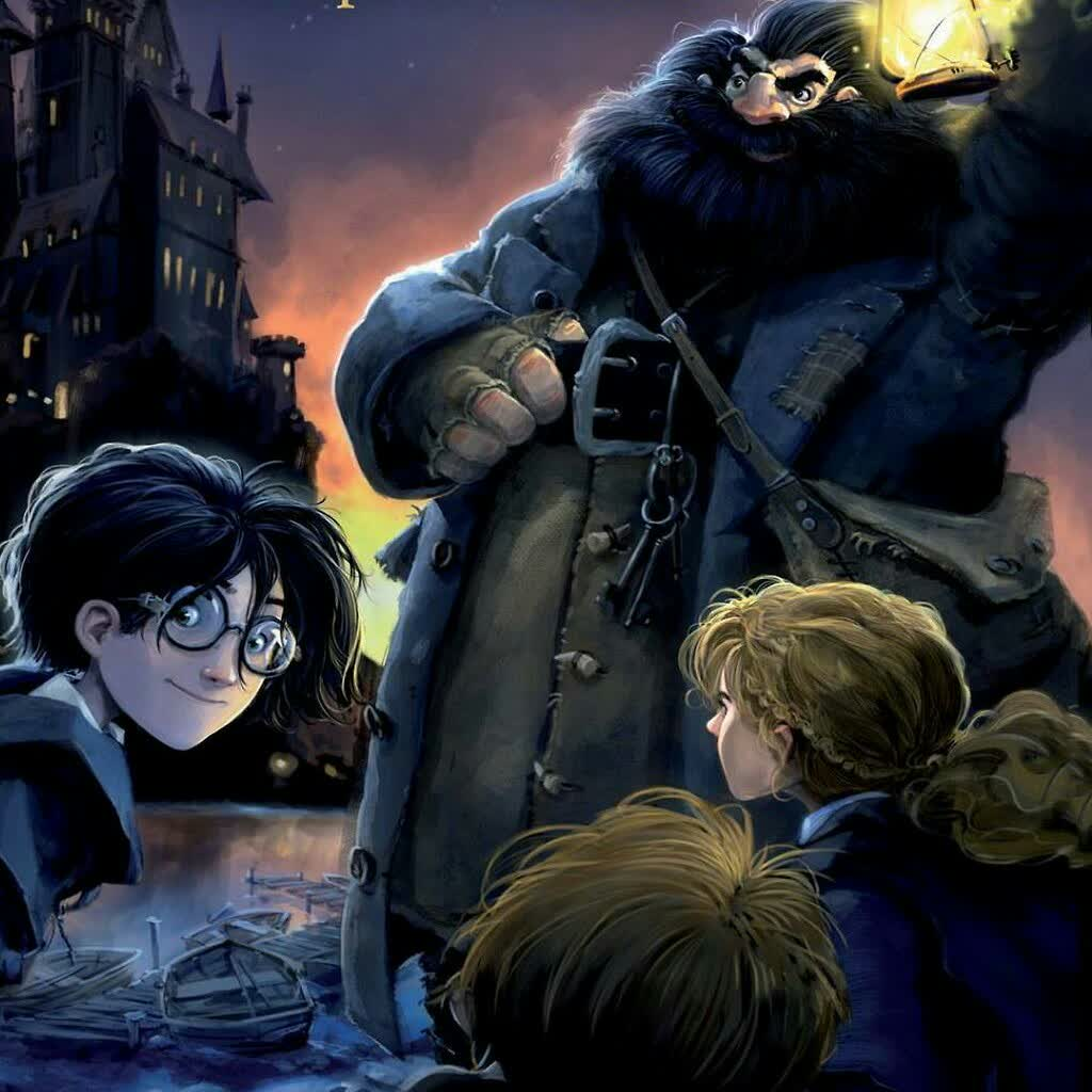 Harry Potter Audiobooks by Stephen Fry + More!