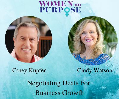 044: Negotiating Deals For Business Growth