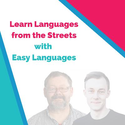 Bilingual Episode 🇩🇪 : Learn Languages from the Streets with Easy Languages