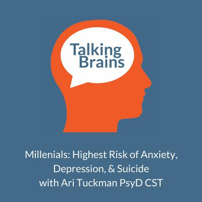 Millennials: Highest Risk of Anxiety, Depression, and Suicide