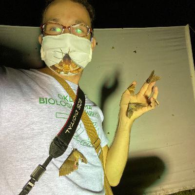 Meet the Experts - Zach DuFran, moth expert