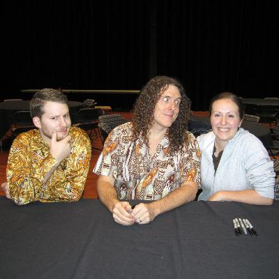 #02: Meeting Weird Al Yankovic