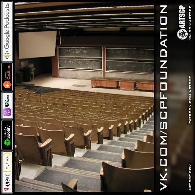 SCP-855 - Оживший кинотеатр