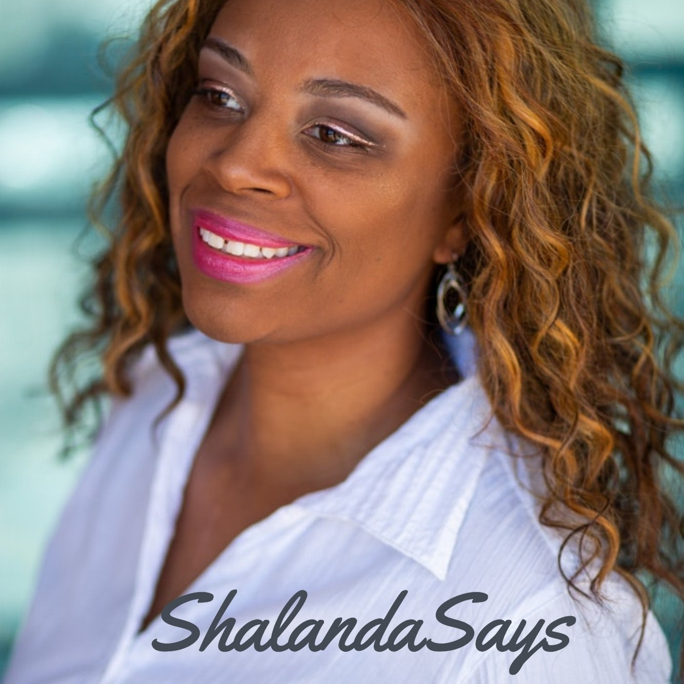 ShalandaSays Meet Author/Speaker Dawn James