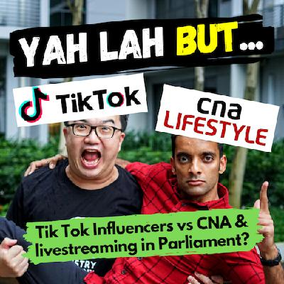 YLB #53 - Influencers call out CNA for misquoting them and should Parliament try live streaming (or TikTok)?