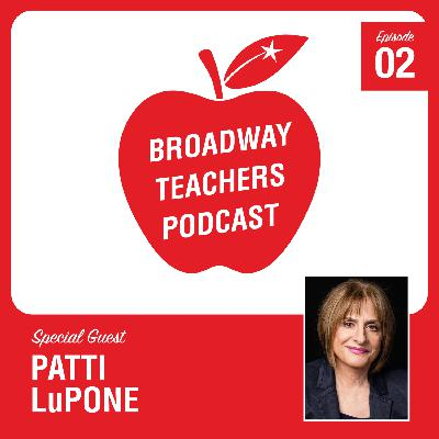 Ep 2 - Patti LuPone