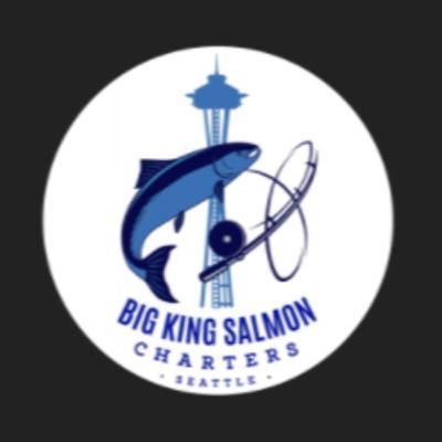 Salmon Fishing In Seattle - Big King Salmon Charters