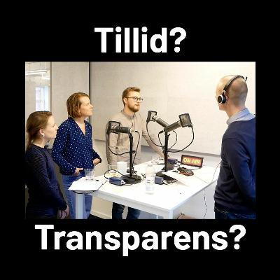 #33: Tillid og transparens er afgørende i digitaliseringen – men hvordan sikres det i praksis?