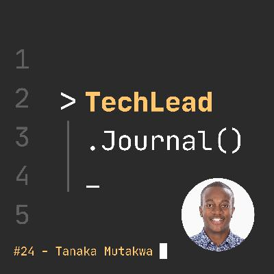 #24 - Best Practices for Your Developer Onboarding Process - Tanaka Mutakwa