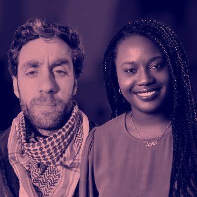 Raissa Biekman en Ewout van den Berg over anti-racisme