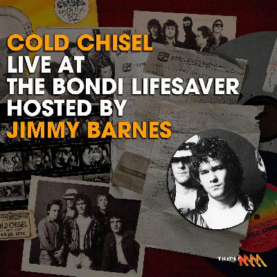 Jimmy Barnes plays tracks from Cold Chisel Live Tapes Volume 5, Live at Bondi Lifesaver and share's memories from the 1980s gig.