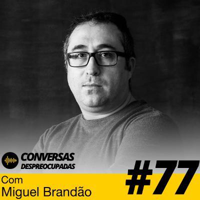 #77 – Estratégias para aumentar as visitas do seu site e loja online - com Miguel Brandão