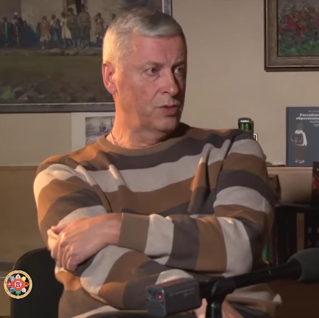 """2019-11-07 В. Прусаков. """"Анти-Девятов""""."""