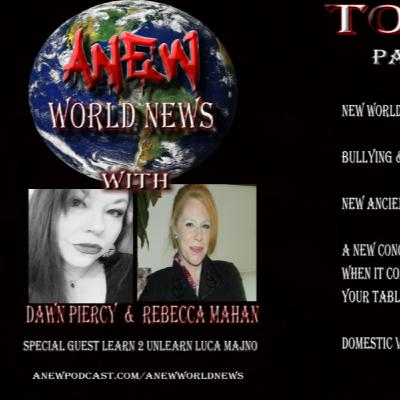 ANEW world News part 4 of 4 Launch Episode