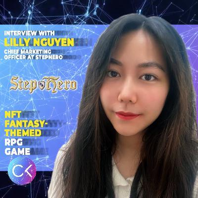 🎰NFT fantasy-themed RPG Game (w/ Lilly Nguyen & Constantin Kogan)