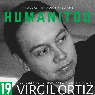 19: Virgil Ortiz, artist, on the Pueblo Revolt of 1680 and the reason he lives, on having a drink with Boy George and talking taboo topics