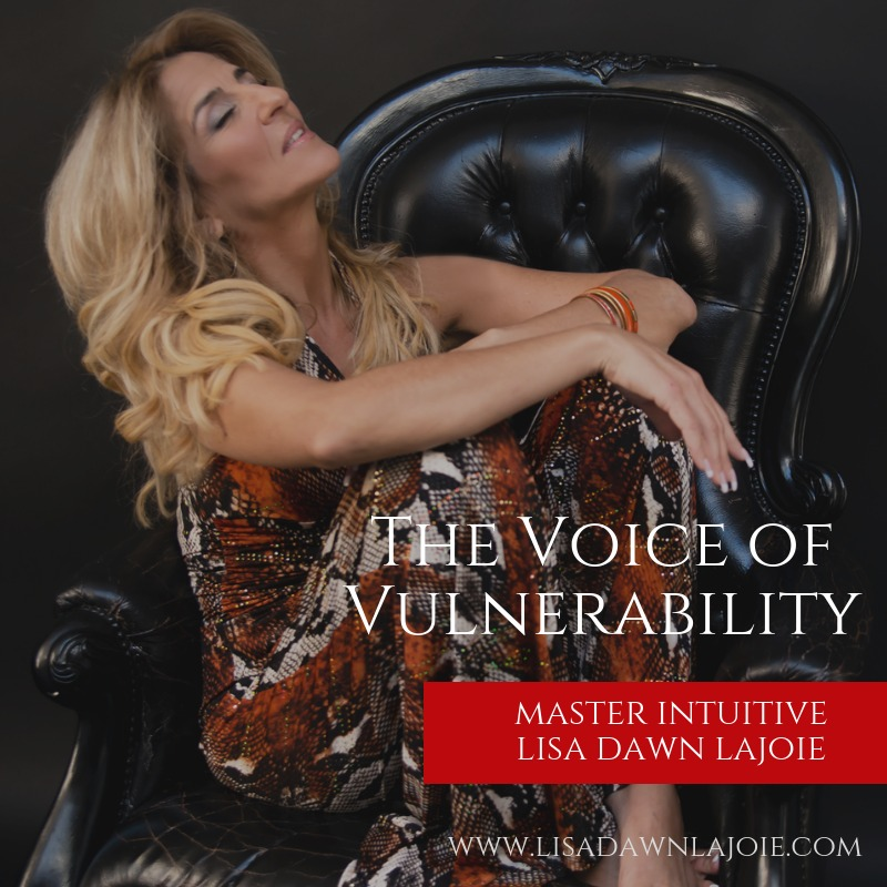 The Voice of Vulnerability