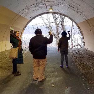 Tunnel to Bridge
