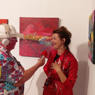 Alisa Teletović - Artist from Sarajevo | The Balkan Adventures Podcast