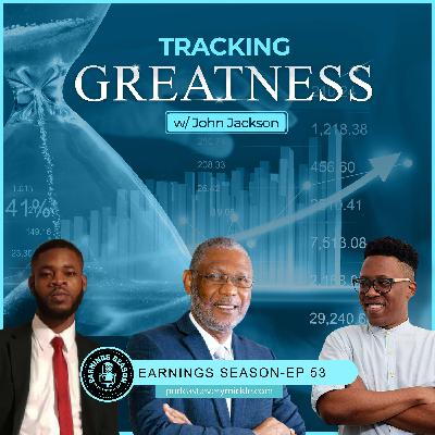 Tracking Greatness (Part 1 of 2)