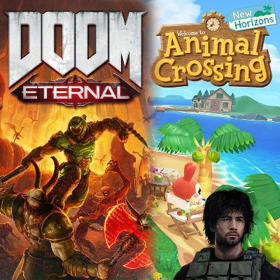 344 Doom Eternal & Animal Crossing: New Horizons