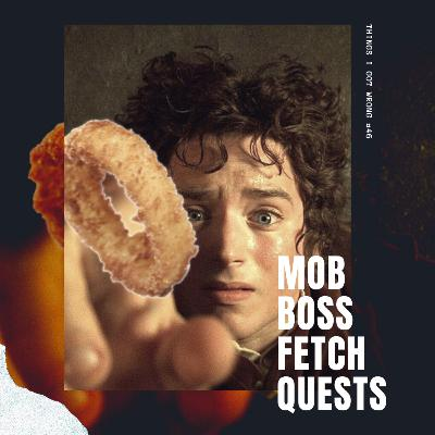 Mob Boss Fetch Quests