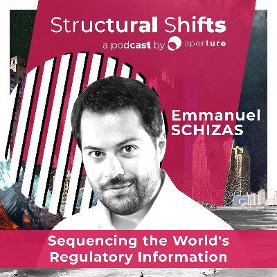 Sequencing the World's Regulatory Information, w/ Manos SCHIZAS