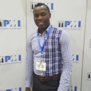 Samson Oludapo - Connect with people who can advance you