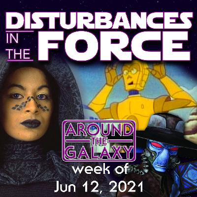 DITF: Feige Star Wars, Ahsoka Series Cast and Animation News