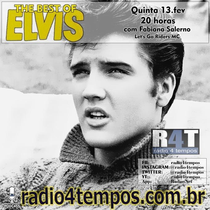 Rádio 4 Tempos - The Best of Elvis 99:Rádio 4 Tempos