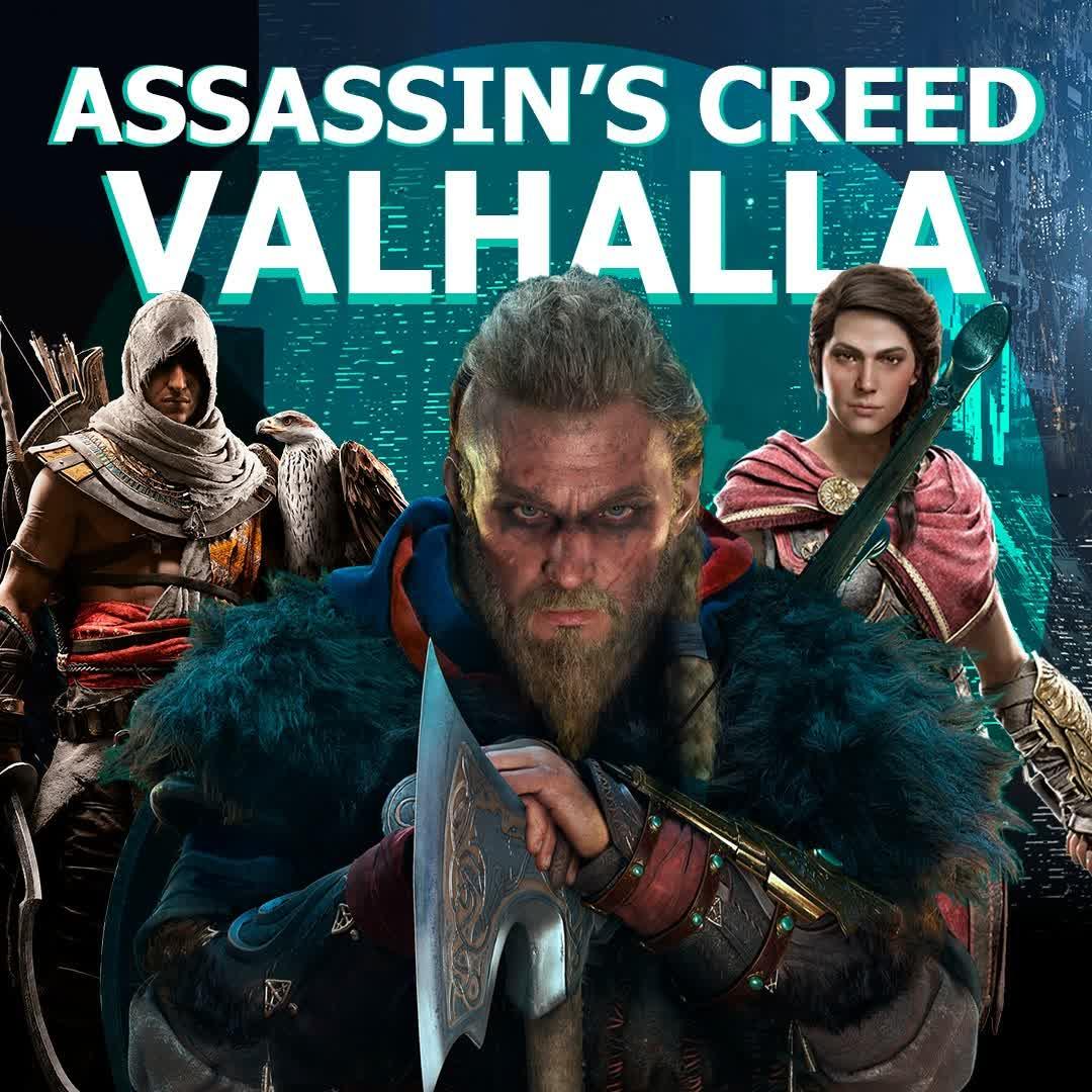 #21 Assassin's Creed Valhalla
