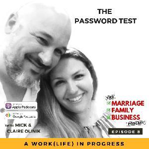 The Password Test EP 08