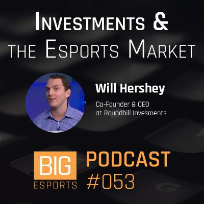 #053 - Investments and The Esports Market with Will Hershey, Co-Founder and CEO at Roundhill Investments