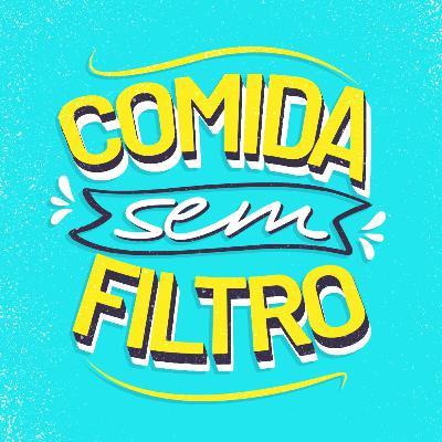 Comida sem Filtro #zero - boas-vindas