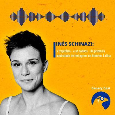 Inès Schinazi: a trajetória - e os sonhos - da primeira contratada do Instagram na América Latina