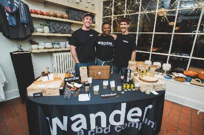 CBD is on the Table and We're Here For It - A Chat with Wander CBD