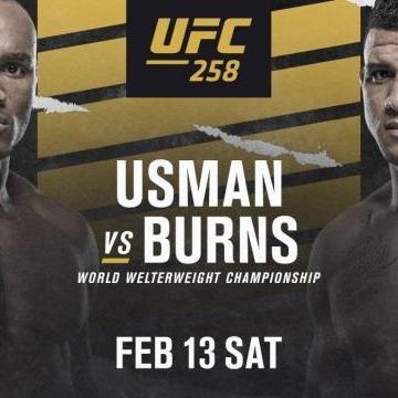 StREAMS! How to watch UFC 258 Usman vs Burns odds