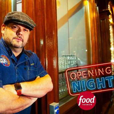 Opening Night With Chef Brian Duffy (Bar Rescue and The Food Network )