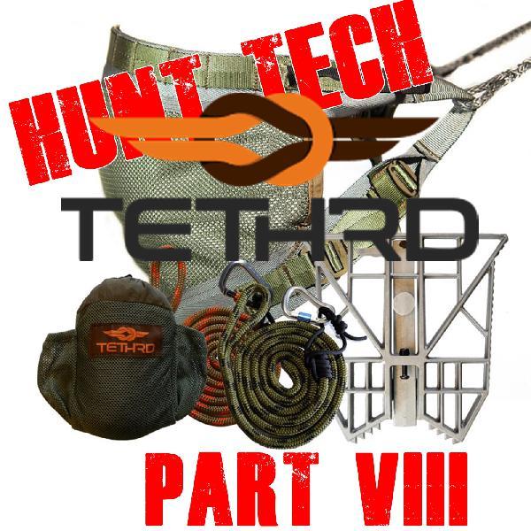 268 The Tree Harness - Tethrd - Greg Godfrey - Hunt Tech Part VIII