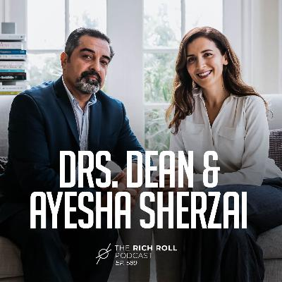 Optimize Your Brain: Team Sherzai On Fighting Cognitive Decline With Nutrition & Lifestyle