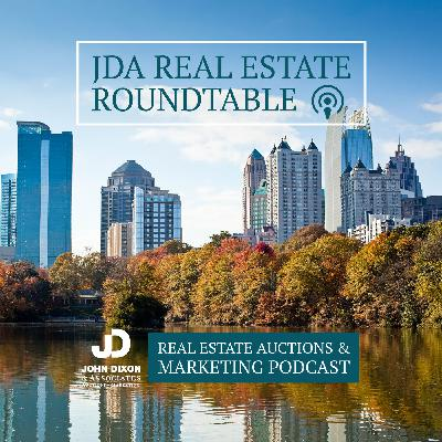 JDA Real Estate Roundtable Episode 30 | Happy Holidays! What's In Store For January 2021?