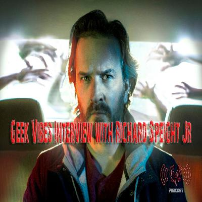 Geek Vibes Interview w/ Richard Speight Jr.