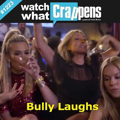 RHONY: Bully Laughs